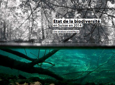 Etat de la biodiversitéen suisse - 2014