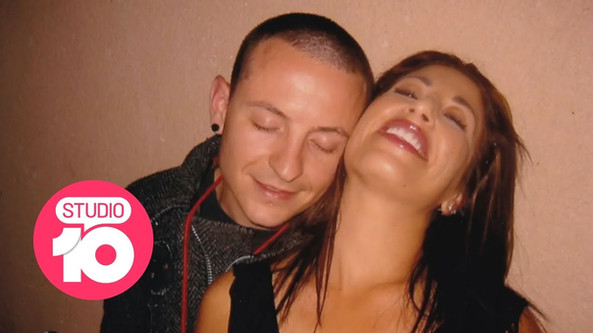 Samantha Bennington On Linkin Park Frontman And Former Husband Chester's Death And Music | Studio 10
