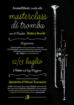 Master Class di Tromba