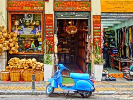 Shopping en Grèce: les bonnes occases!