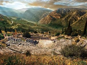 Une journée à Delphes