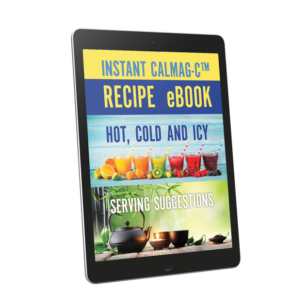 Instant CalMag-C Recipe eBook