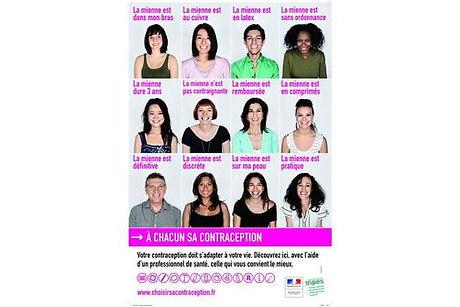 suivi gynécologique et contraception