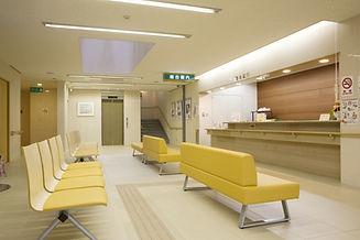Wachtkamer van het ziekenhuis