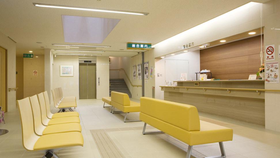 Hospital Receptions