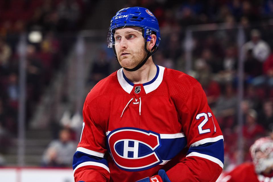 NHL: FEB 27 Rangers at Canadiens