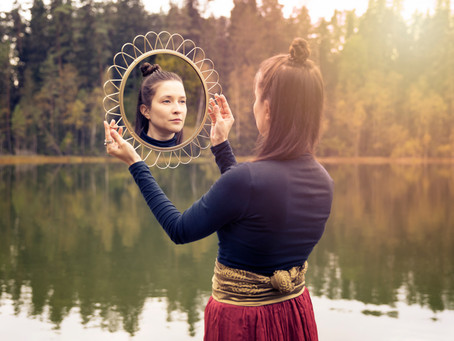 Mirror Mirror on the Wall...the Looking Glass Self & Social Media