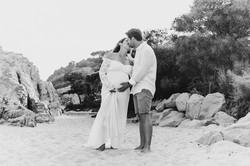 photographe-grossesse-plage-sable-portov