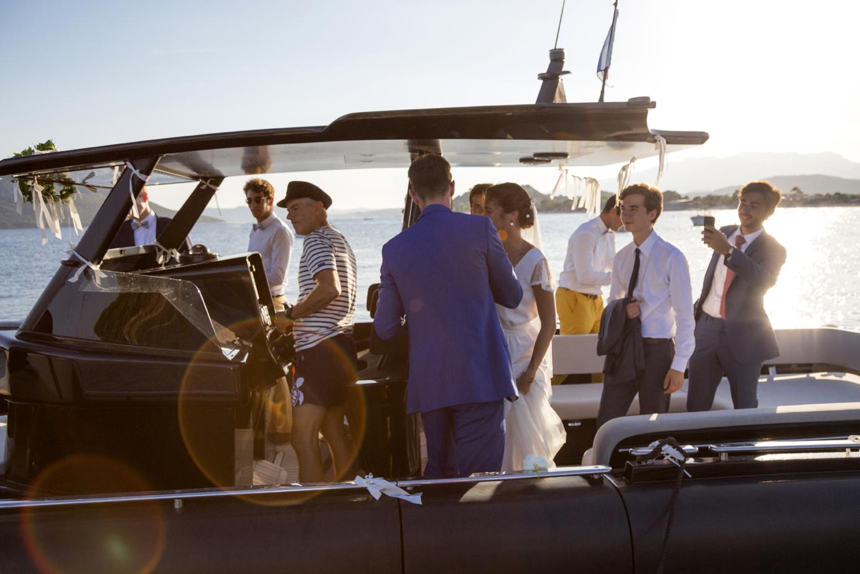 photographe-mariage-portovecchio-bateau-