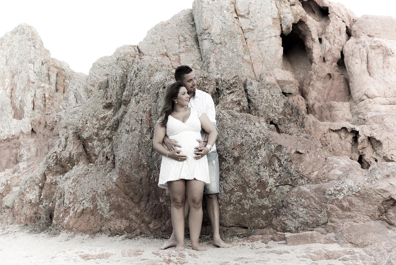 phographe-grossesse-plage-couple-portovecchio-corse-2018-elsarouanet