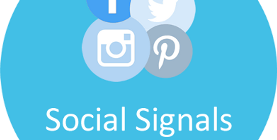 15,000 Social Signals