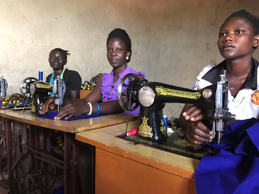 South Sudanese refugees praise NGO education programs