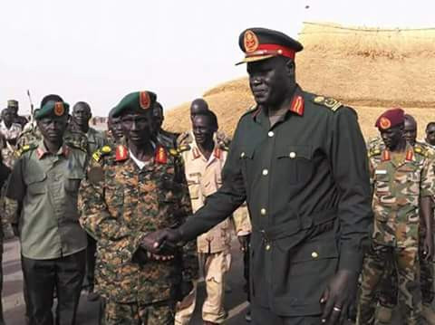 Kiir set to appoint Olony for Upper Nile, reports SPLM-IO