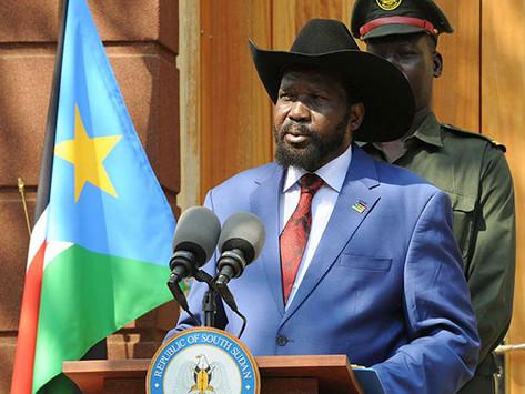President Kiir reshuffles key figures in major decree