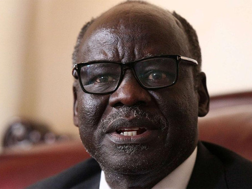 Dr. Lam's NDM questions Malakal boundary review