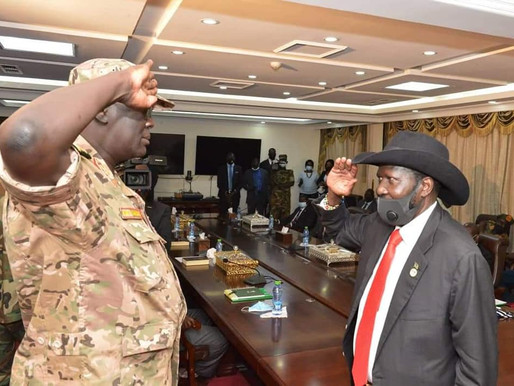 President Kiir confirms new government appointments