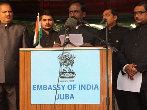 South Sudanese students awarded Indian scholarships