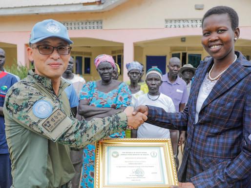 South Korea to help end gender based violence in South Sudan