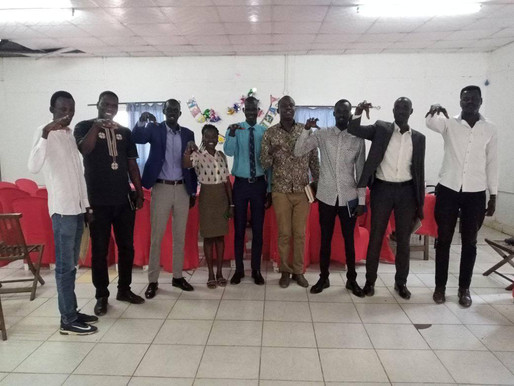 Upper Nile youth proclaim support for Gen. James Olony