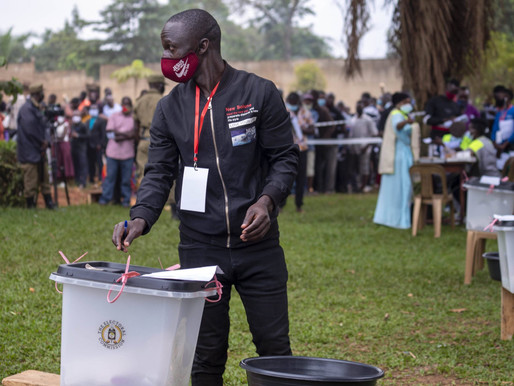 Ugandan election: Museveni leads in early projections