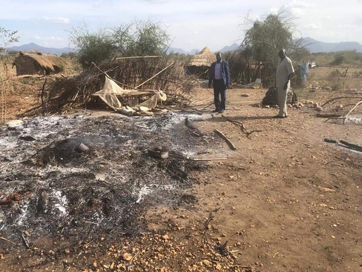 5 dead after attack on SPLA-IO cantonment site