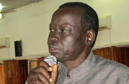 Gen. Salva Mathok Gengdit urges 'Lobonok 2' dialogue to heal SPLM