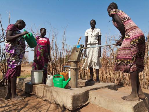 Trinity Energy gives two boreholes to the Nesitu community