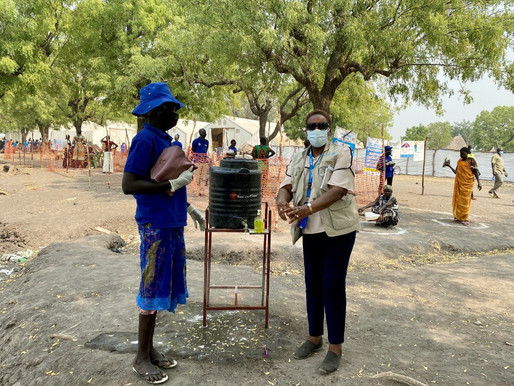 Hamida Lasseko announced as new UNICEF South Sudan representative