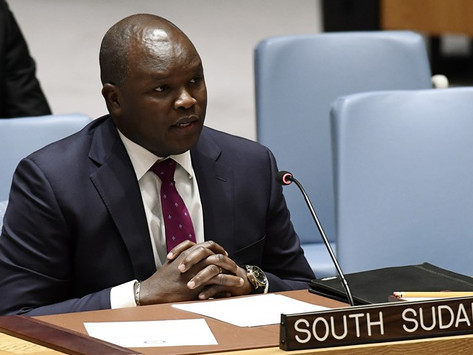Ambassador queries treatment of South Sudanese in Egypt