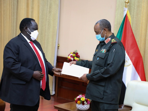 South Sudan submit proposal on Sudan-Ethiopia border dispute