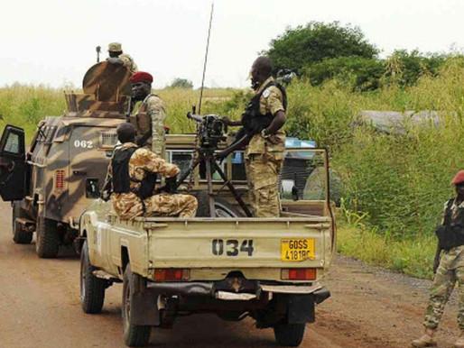 SSPDF deploy troops along major highways