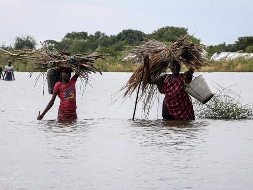 Activists demand Kiir visit flood hit regions