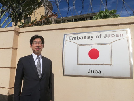 Japan supports UNICEF in South Sudan vaccine rollout