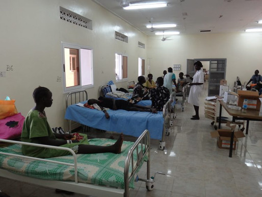 Health in Juba: Where Next?