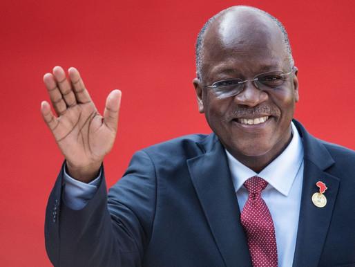 President Kiir extends sympathies to Tanzania