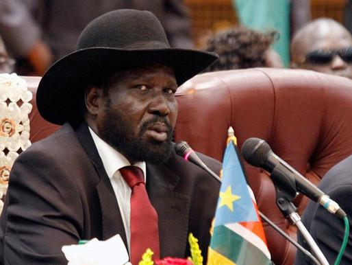 Kiir reconstitutes Parliament