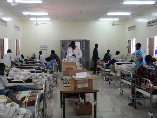 "University of Juba VC calls Juba Teaching Hospital ""graveyard"", seeks to take control"