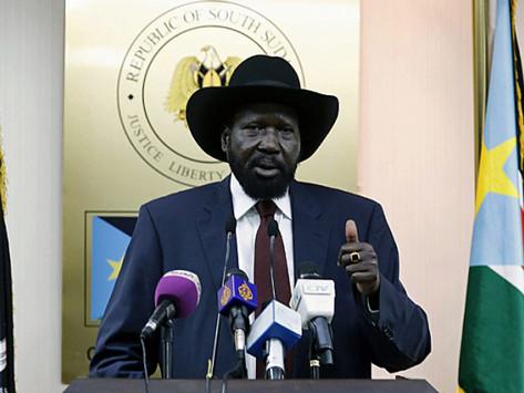Kiir dissolves legislative bodies as reconstitution looms