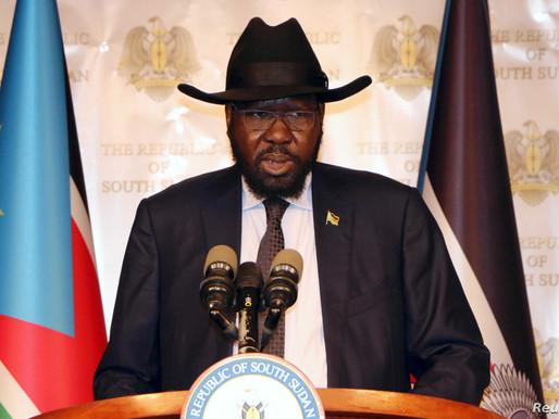 Kiir names new deputy governors