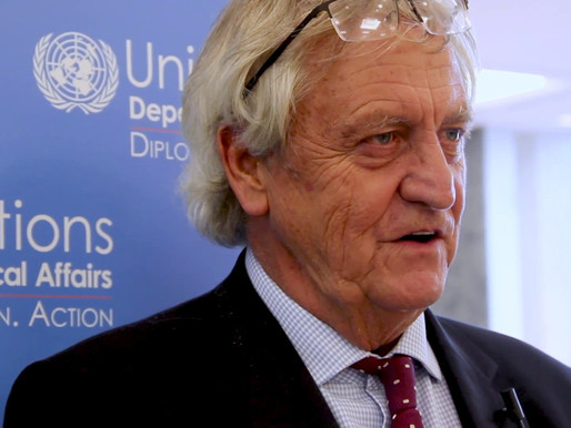 South African Nicholas Haysom appointed as new head of UNMISS