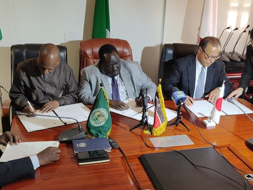 IGAD head applauds first year of R-ARCSS implementation