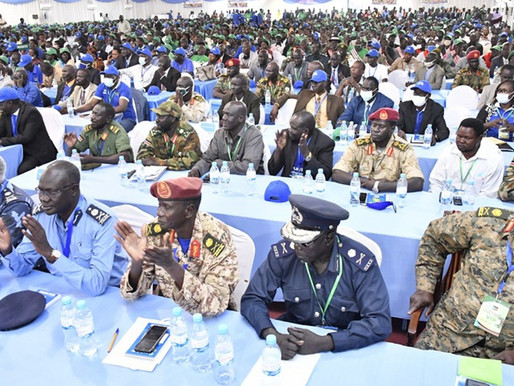 SPLM Secretary General receives support from party members
