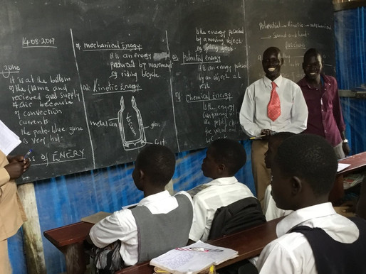 Indian AI spells hope for South Sudan's languages