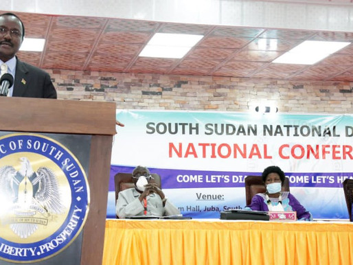 National Dialogue Conference votes on presidential term limits