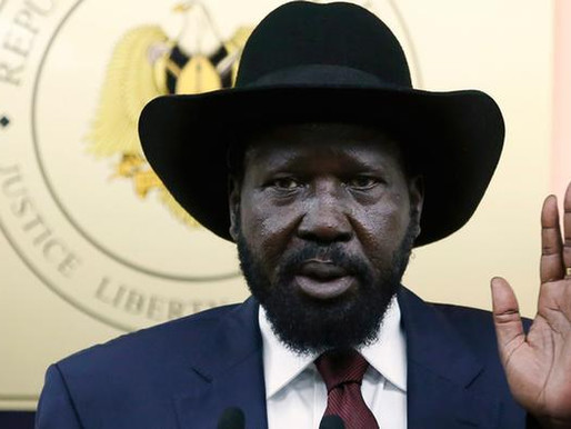 President Kiir issues extensive decrees, replaces key officials
