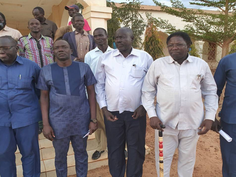 Ruweng Chief and youth leaders condemn NGO attacks