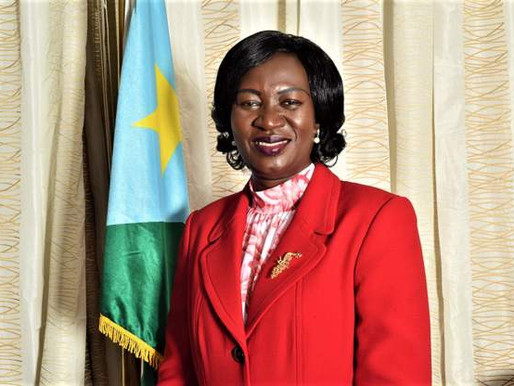 First woman made head of South Sudan university