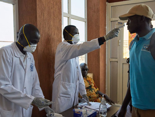 South Sudan announces new conditions for public COVID-19 testing