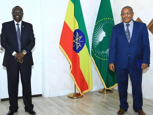 Ethiopian embassy denies expulsion rumours