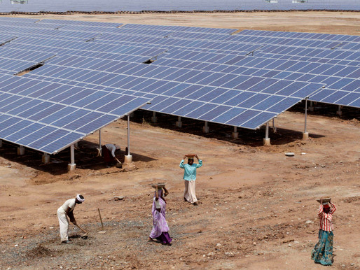 Energy officials complete Indian Embassy solar training